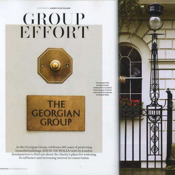Group Effort – House & Garden