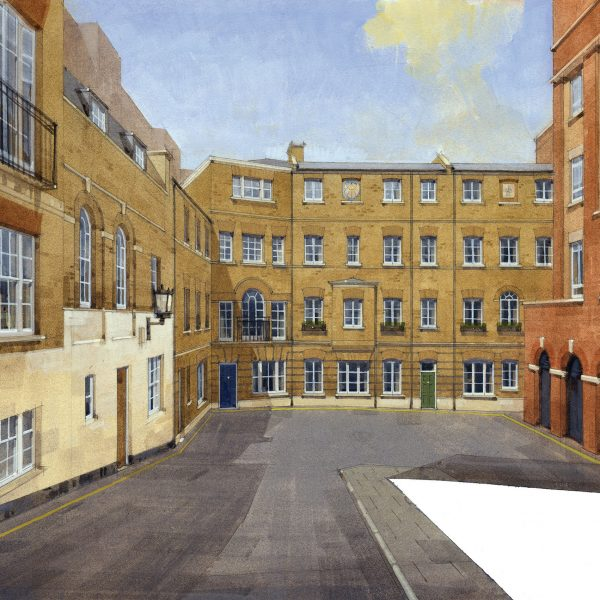 Planning permission for new family homes in London's Harley Street Conservation Area