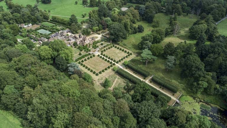 Site photo of Parnham House