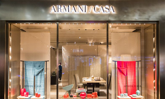 George Saumarez Smith takes part in Armani/Casa Brummell event