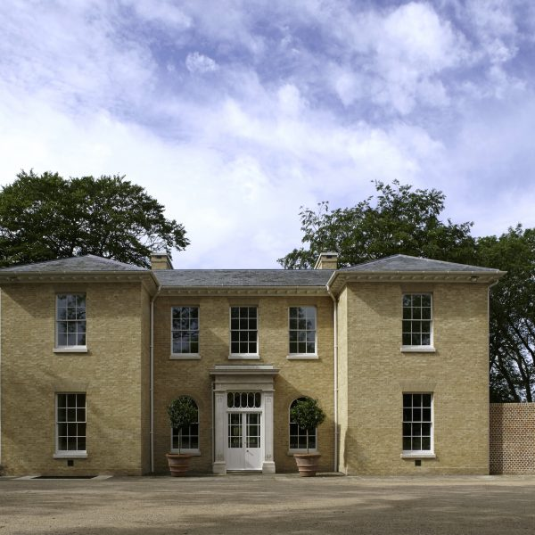 Georgian Group Award 2015 for New Villa in Hampshire