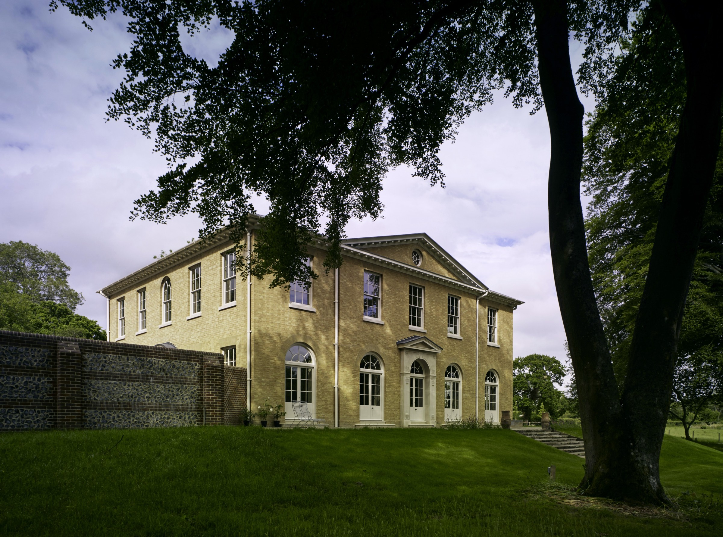 New villa, Hampshire