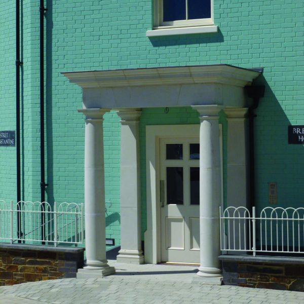 Just launched: The GIBBS Range of Classical Porches