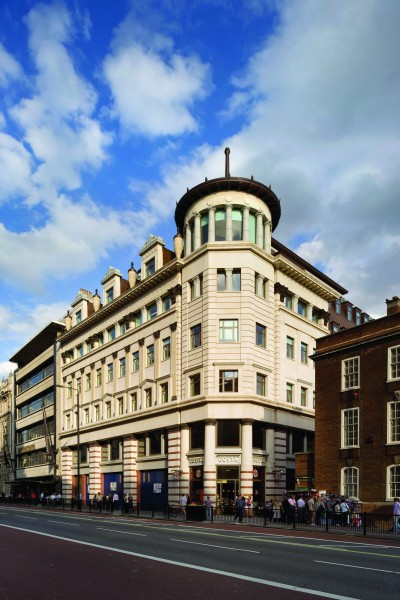 New office building in Piccadilly, London