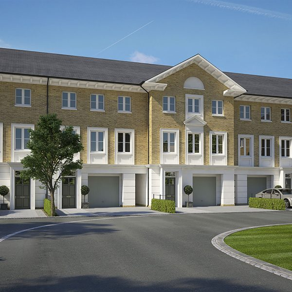 Planning approval for new homes at Alderley Park, Cheshire