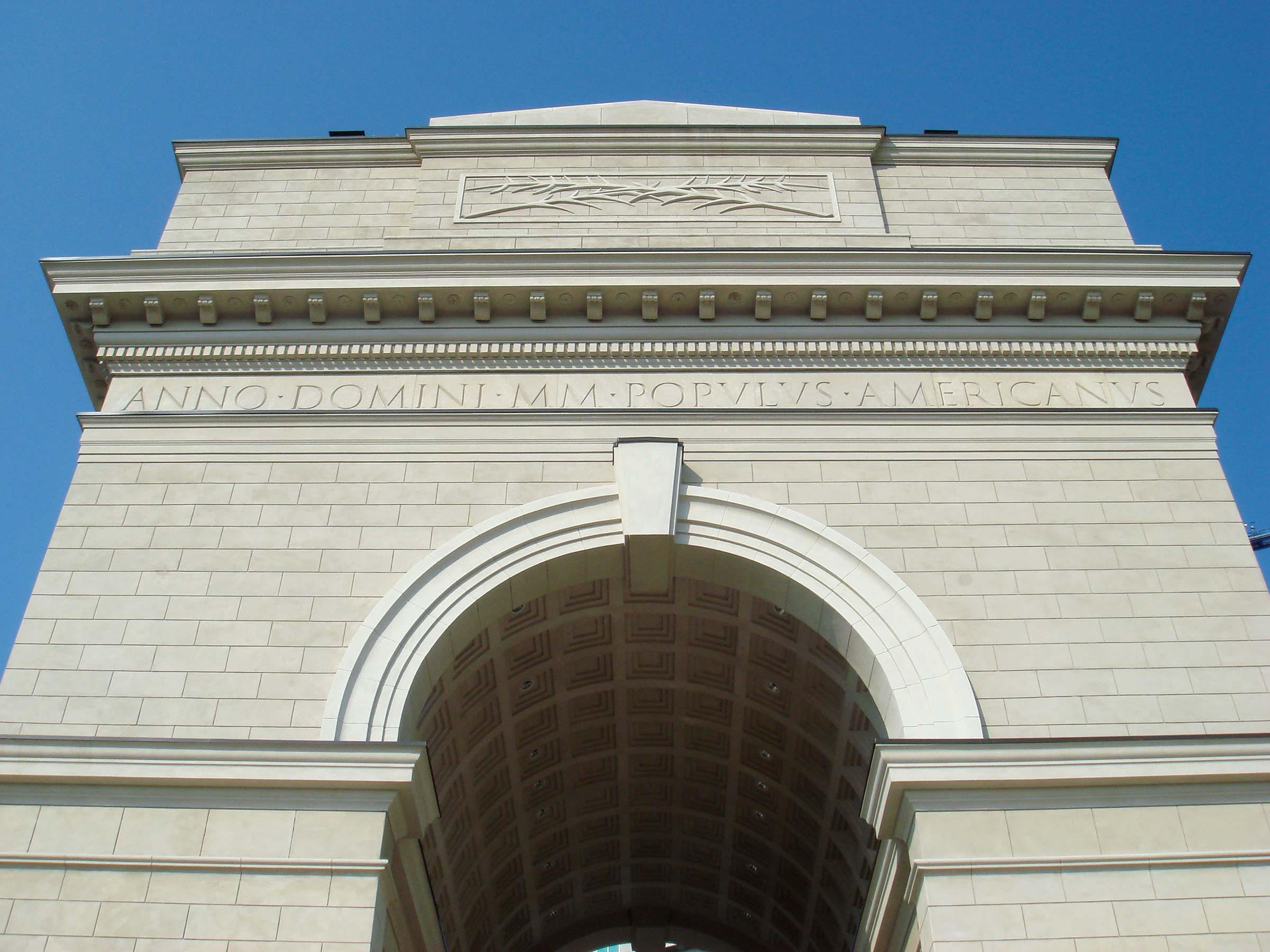 Millennium Gate, Atlanta, USA