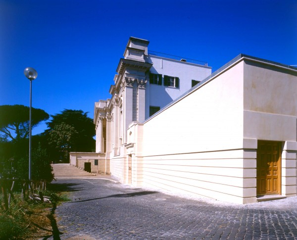 New educational facilities at the British School at Rome, Italy