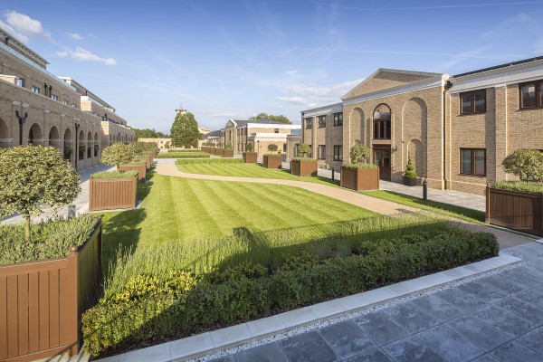 New houses in the grounds of Bentley Priory & alterations to the Mansion, Middlesex