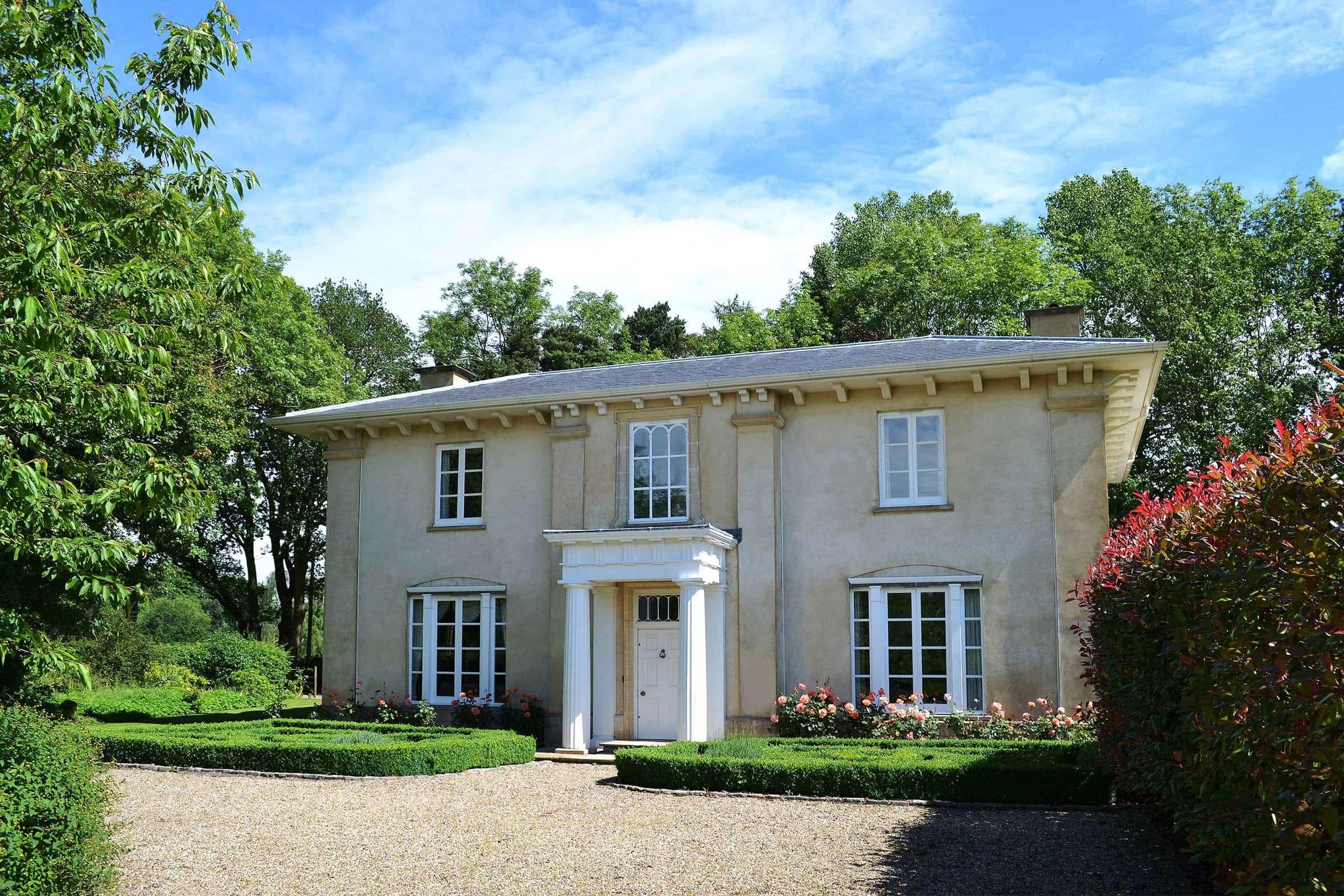 Regency Farmhouse, Hertfordshire