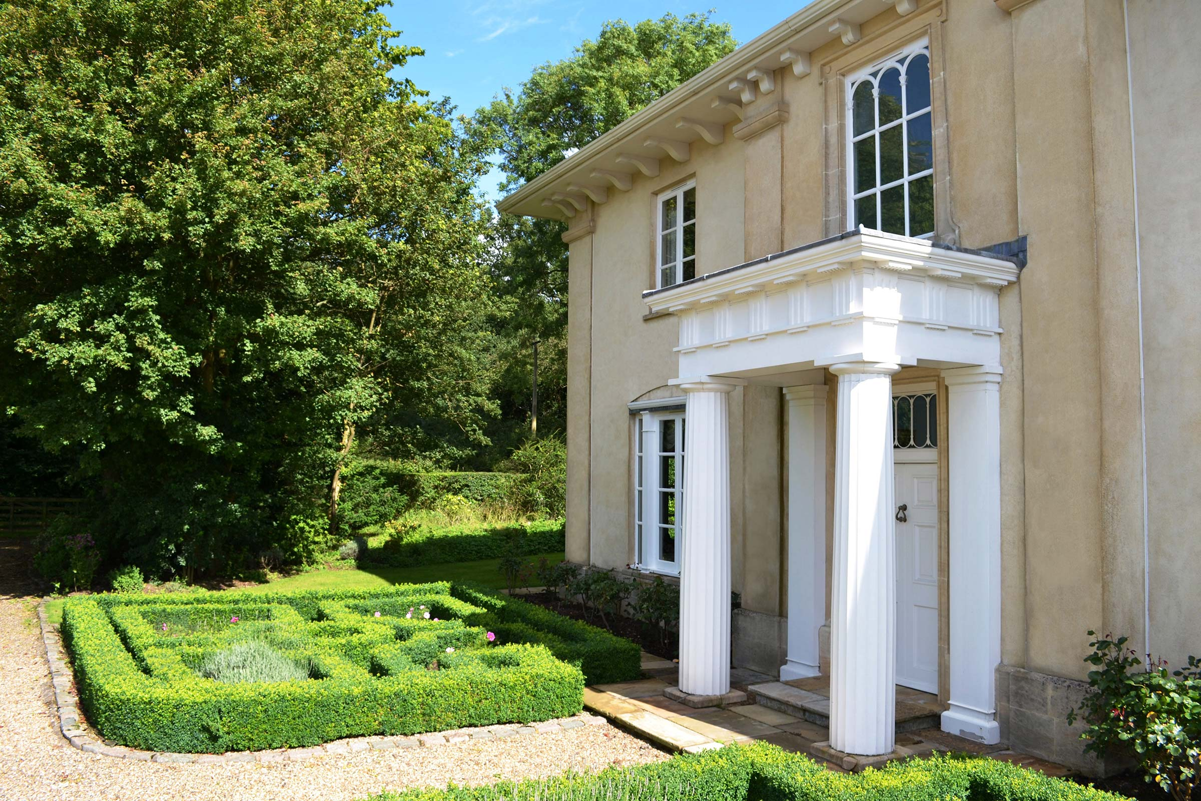Regency Farmhouse, Hertfordshire