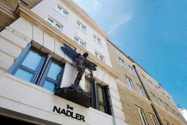 Nadler Soho Hotel, Carlisle Street, London