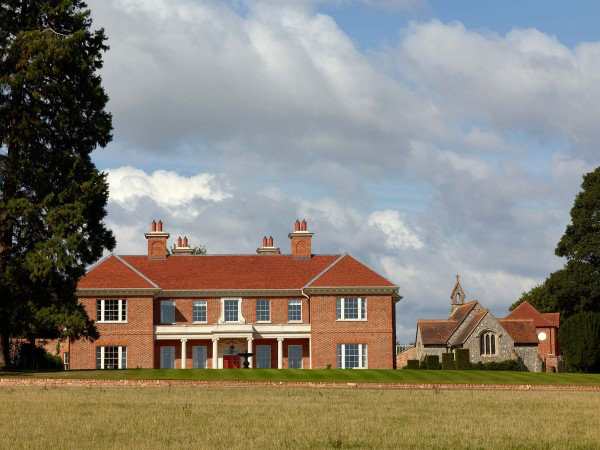 New country house & estate restoration, Hampshire