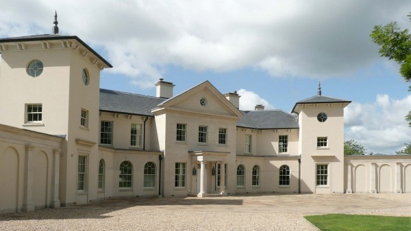 New country house on Wiltshire estate