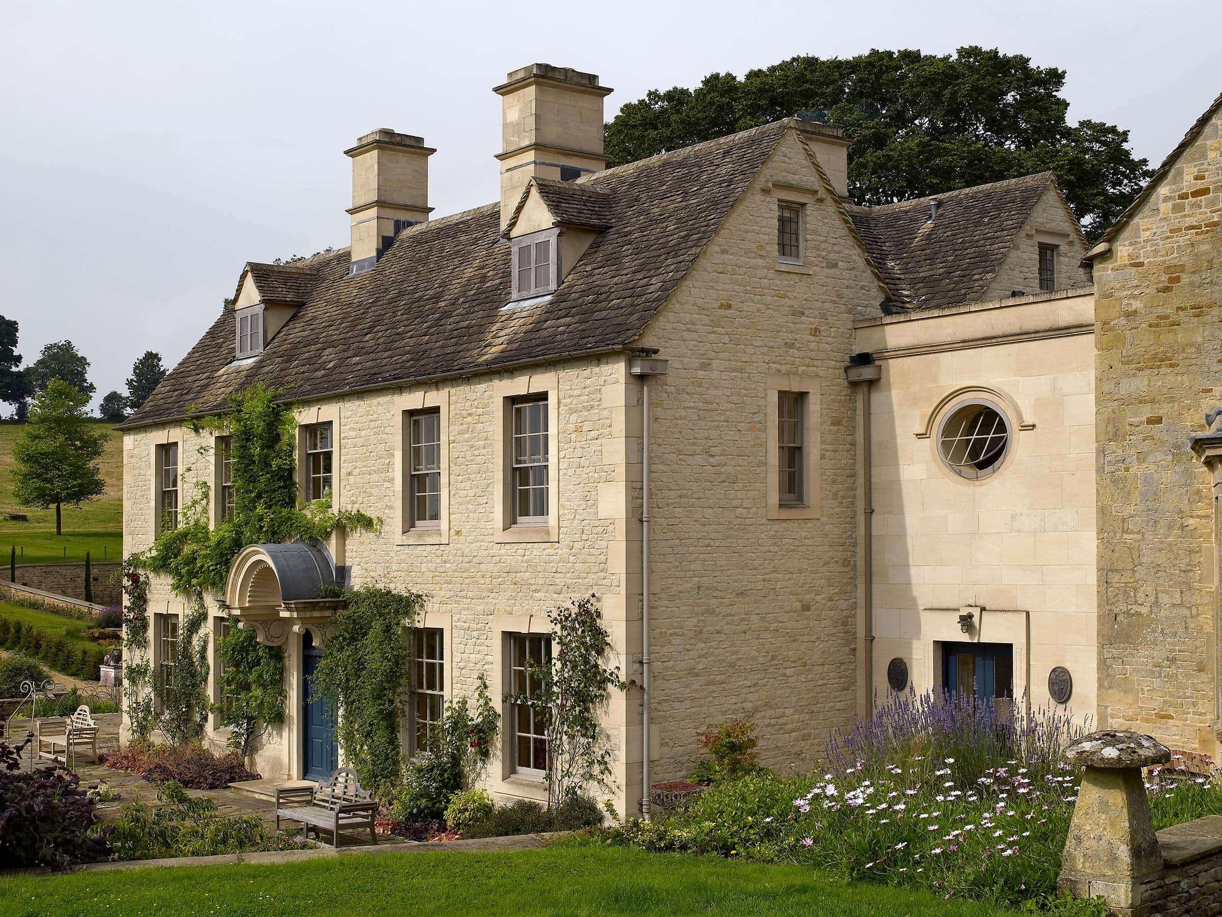 Farm restoration & extension, the Cotswolds