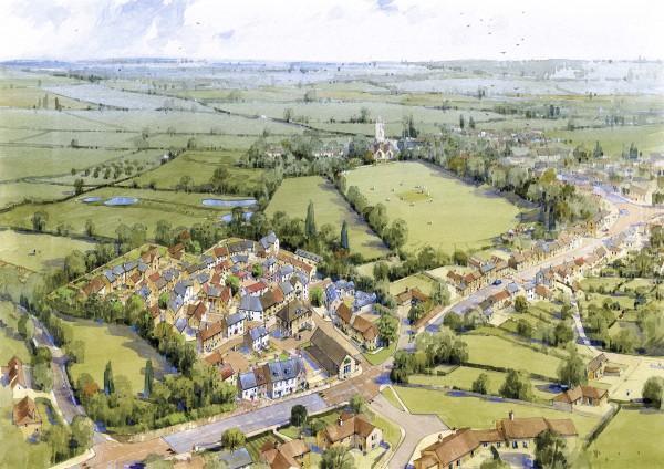 Fortescue Fields, Norton St Philip near Bath