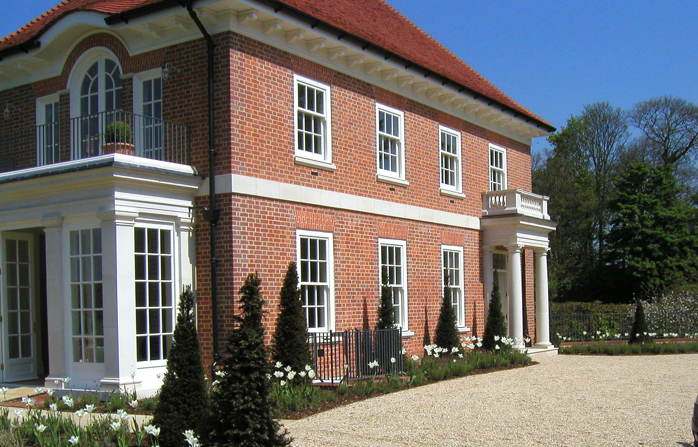 New house, Berkshire