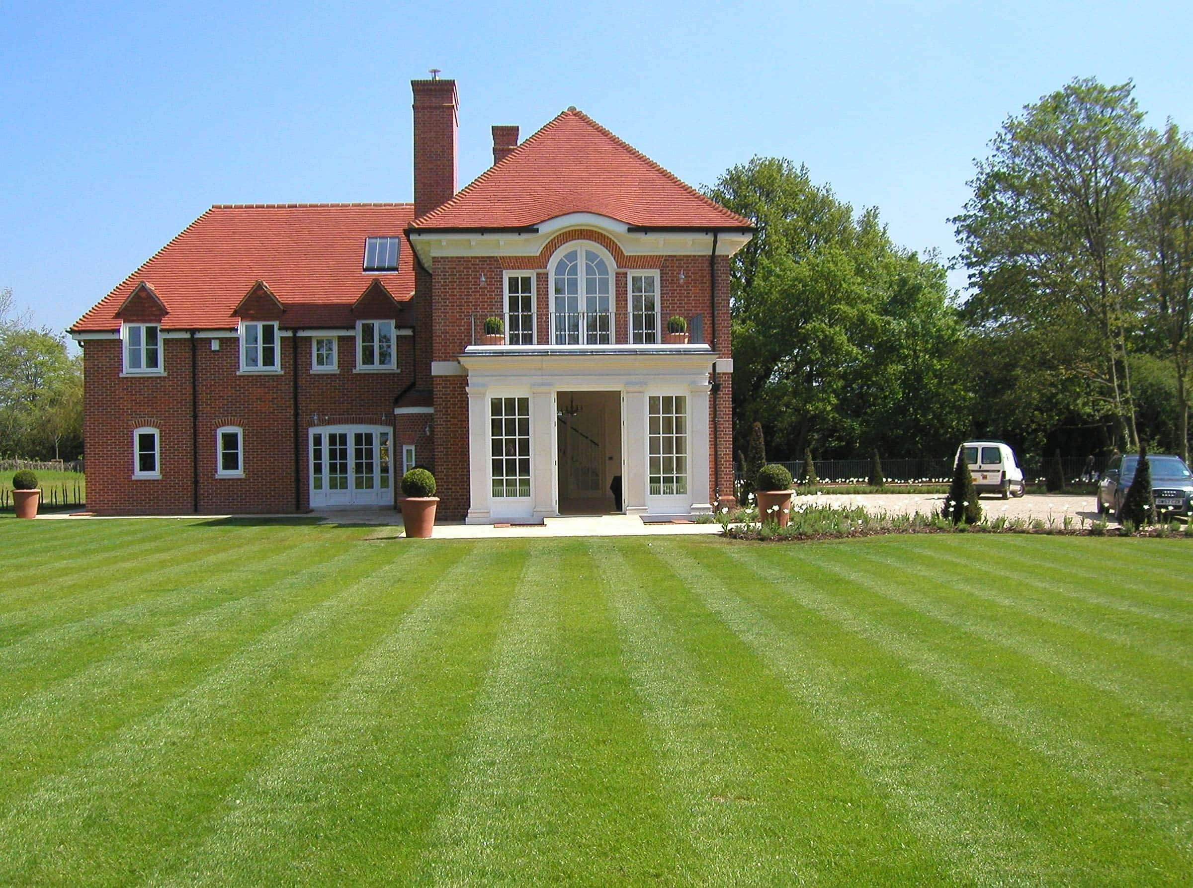 New house, Berkshire