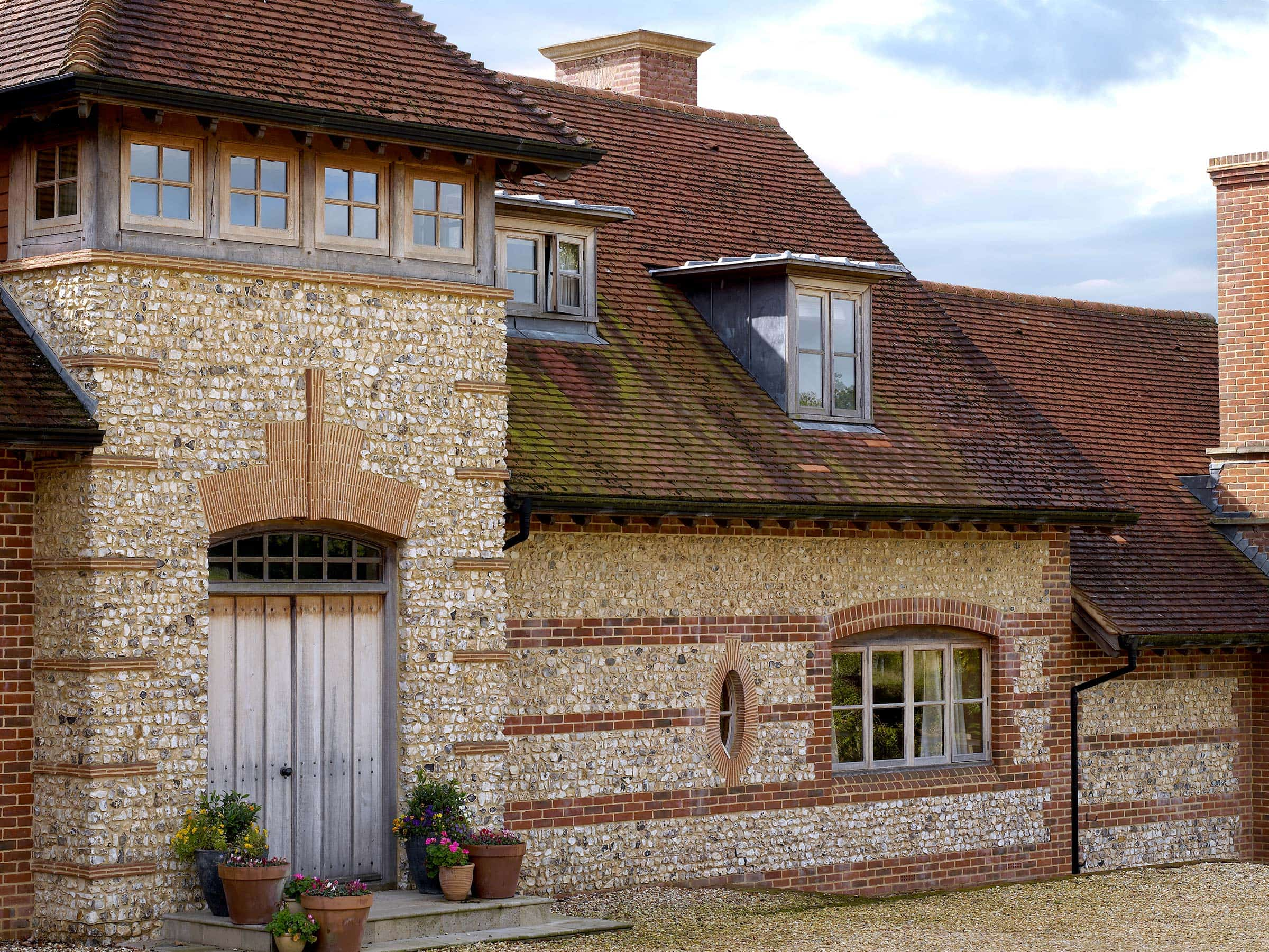 Arts & Crafts farmhouse, Hampshire