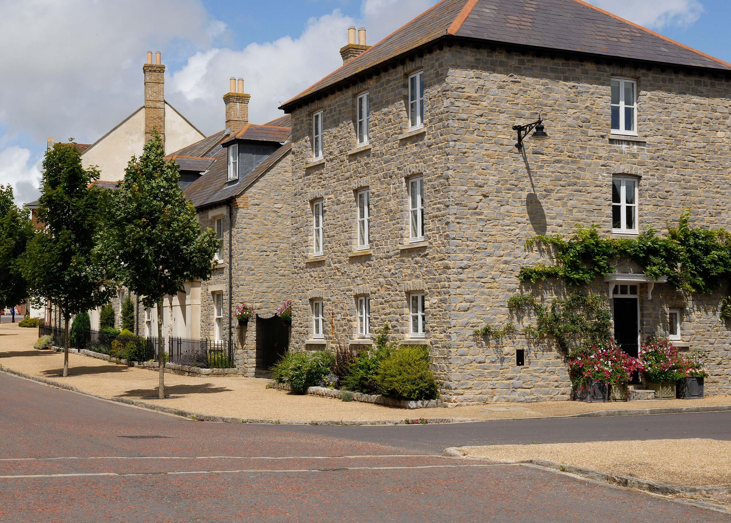 Poundbury, Dorset