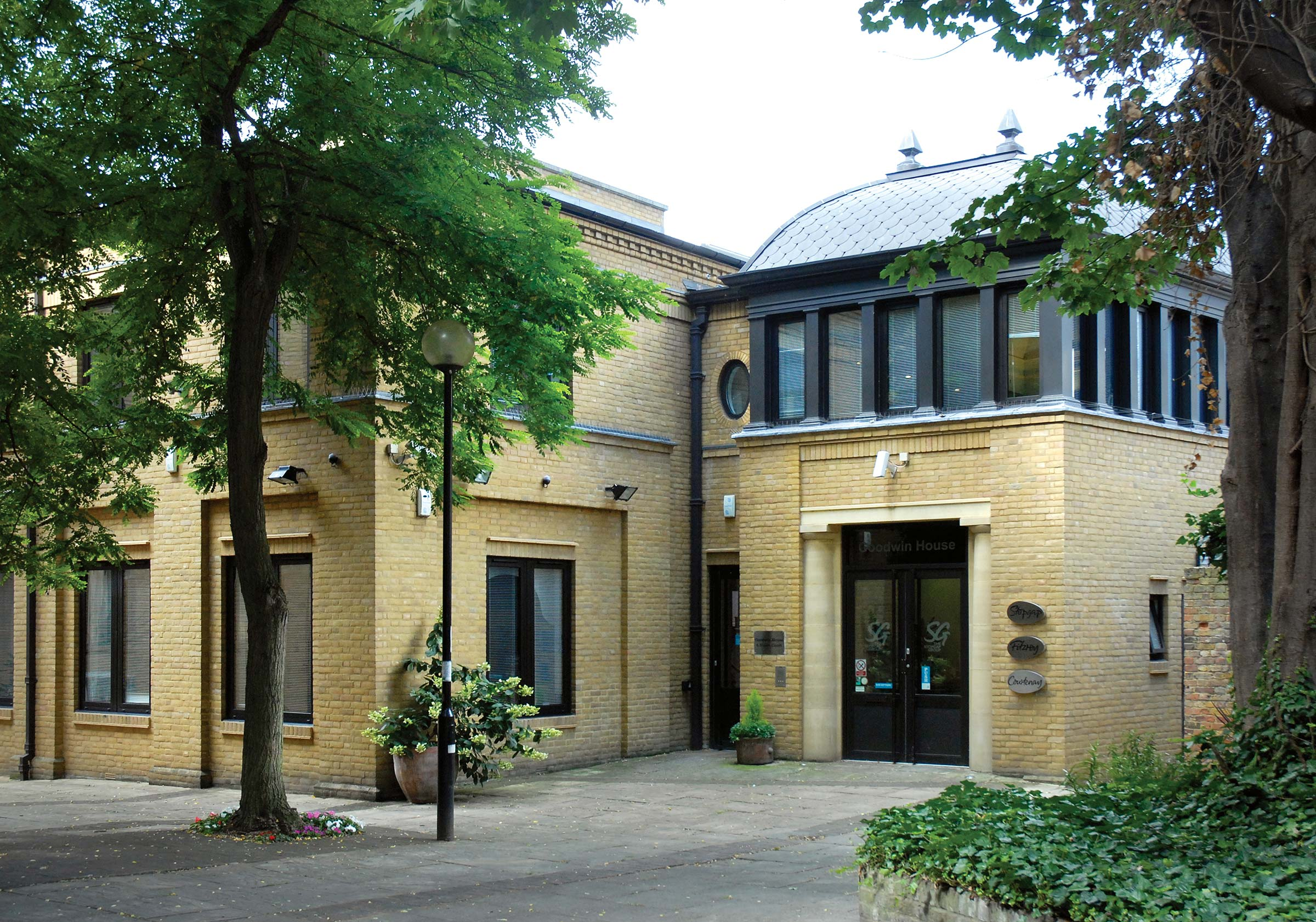 Union Court and Eton Street, Richmond, Surrey
