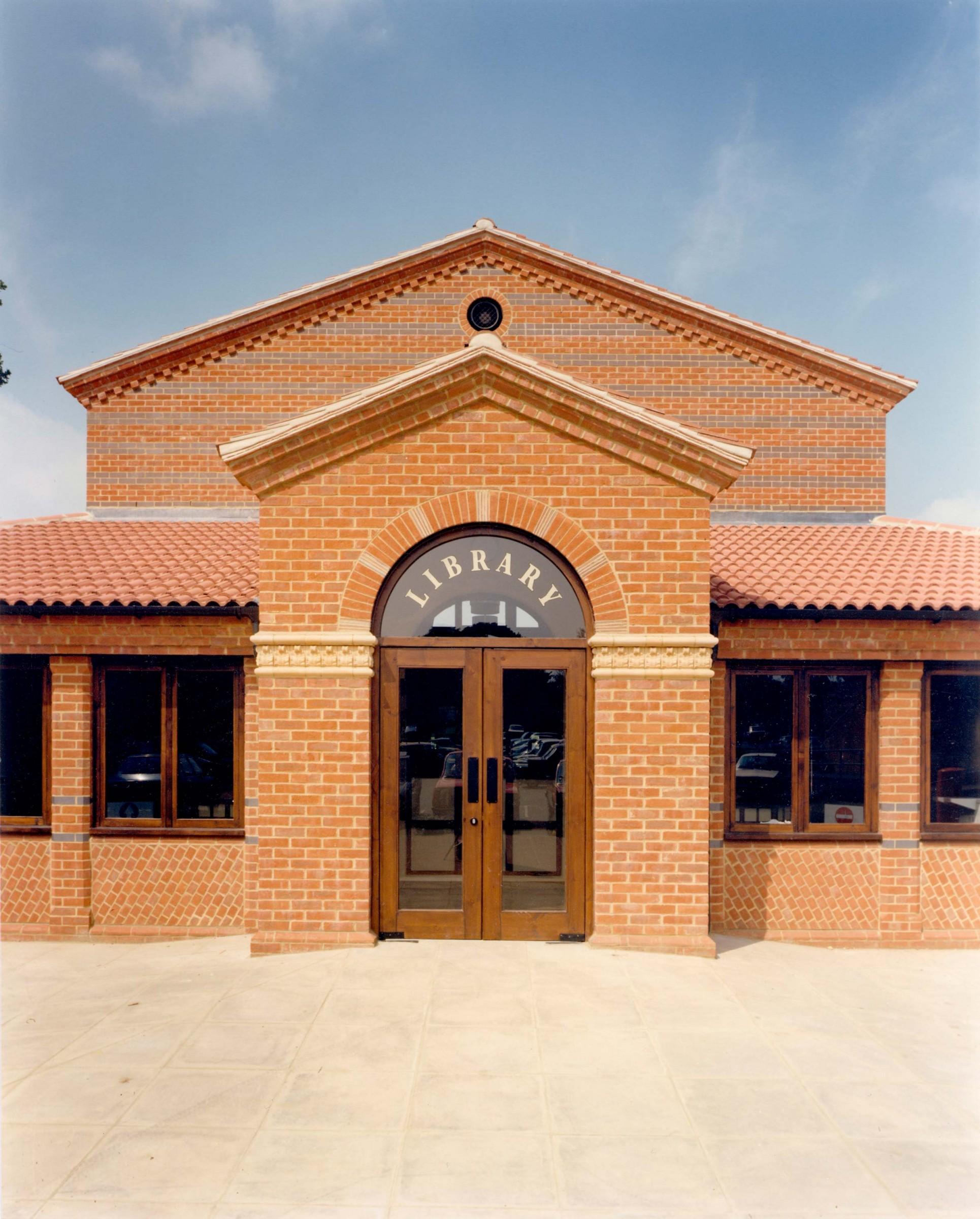 Bordon Library, Hampshire