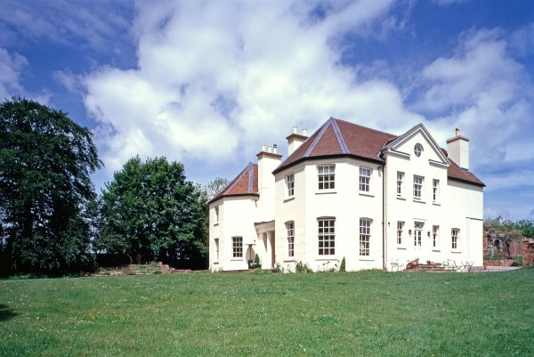 Georgian Villa restoration & extension, Hampshire