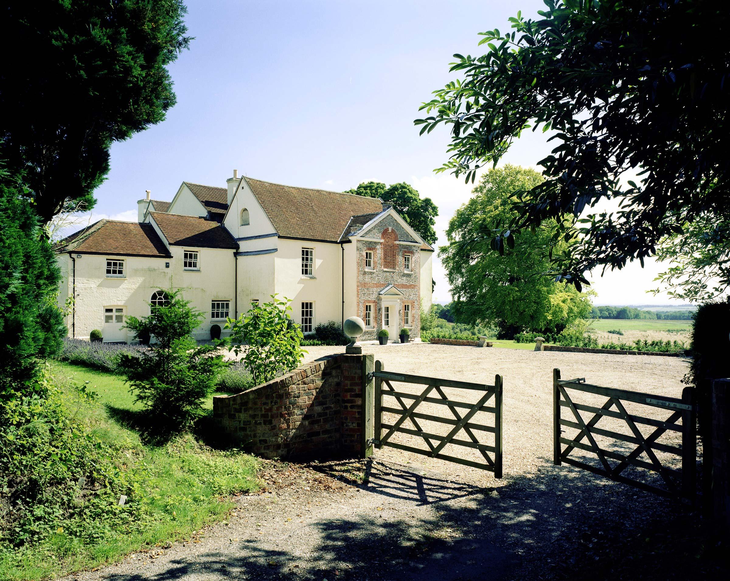Georgian Villa restoration & extension, Hampshire