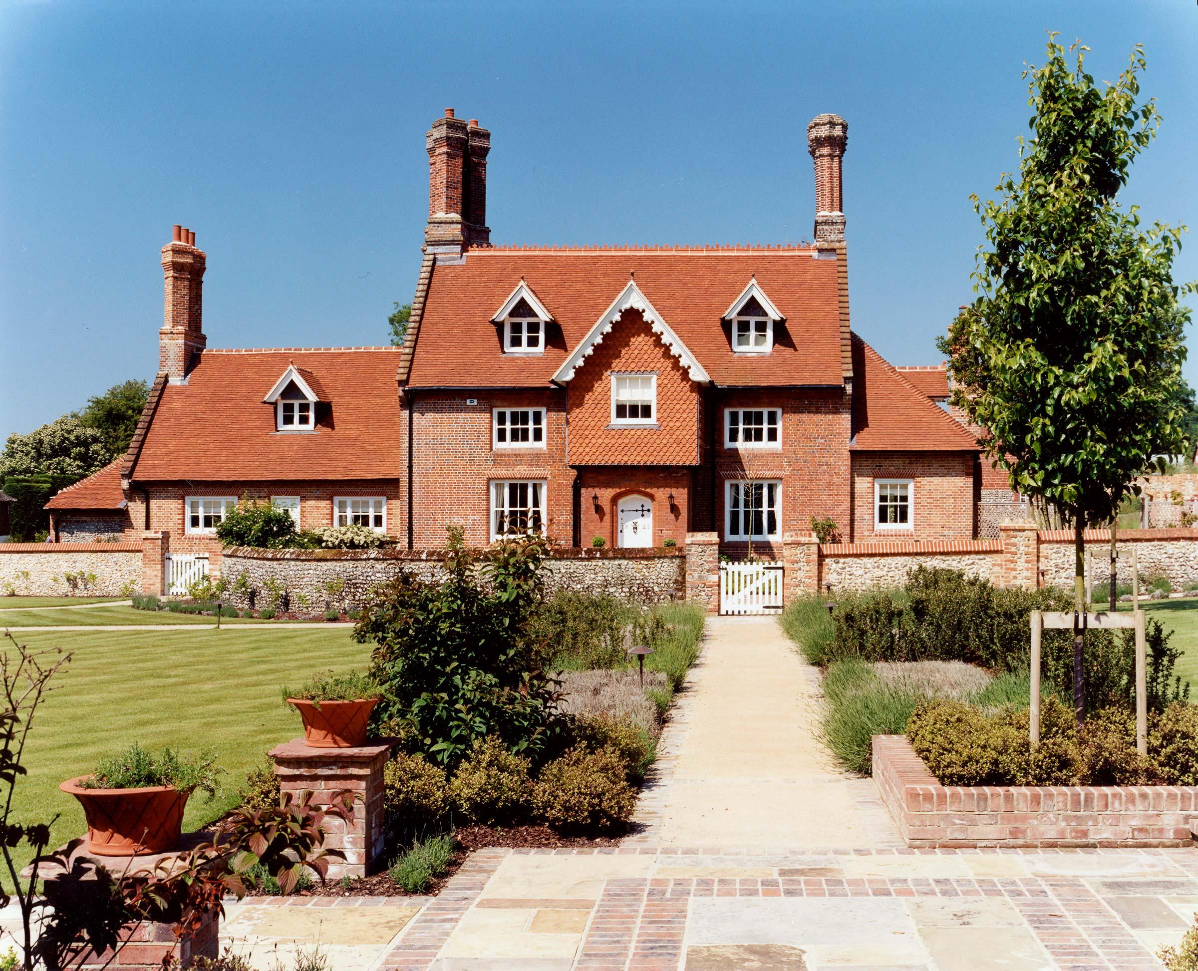 Victorian Farm refurbishment, Hampshire