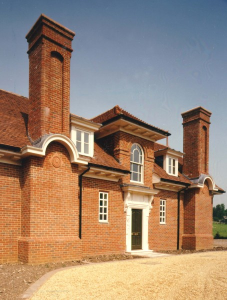 Arts & Crafts house in Hampshire