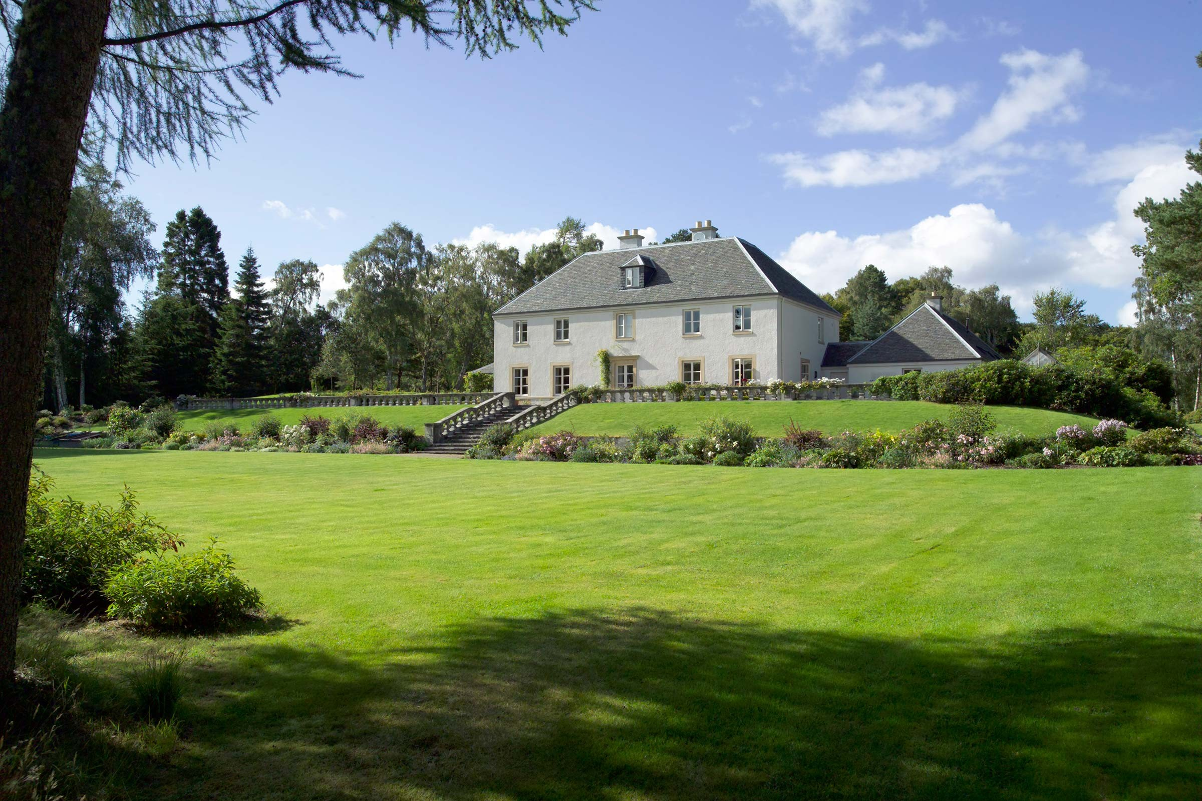 Country house in Inverness
