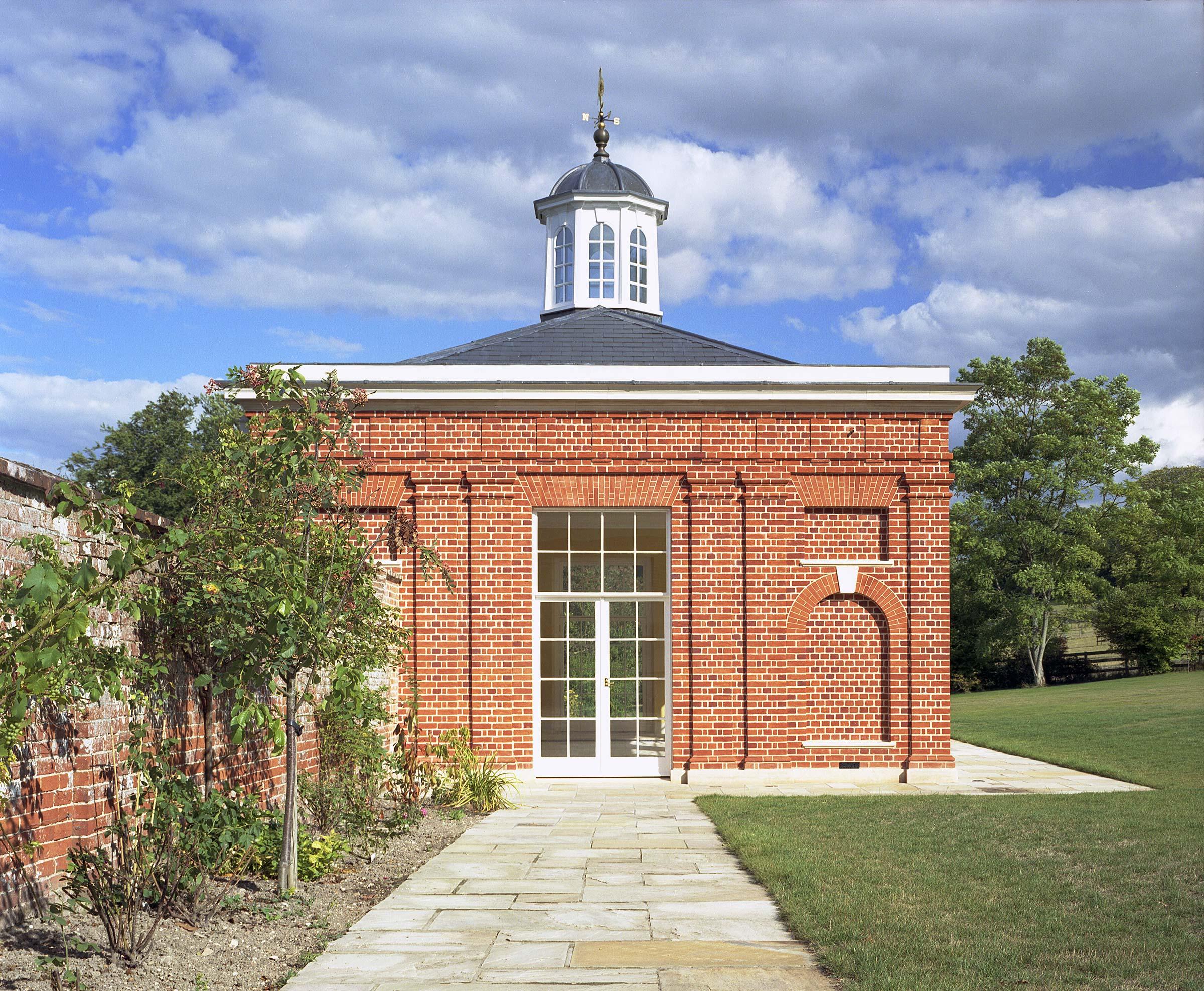 Award winning summerhouse in Hampshire