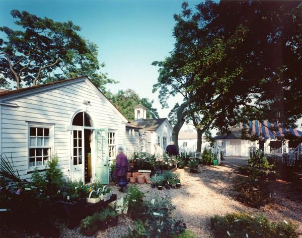 Nymans Garden Visitor Centre, Sussex
