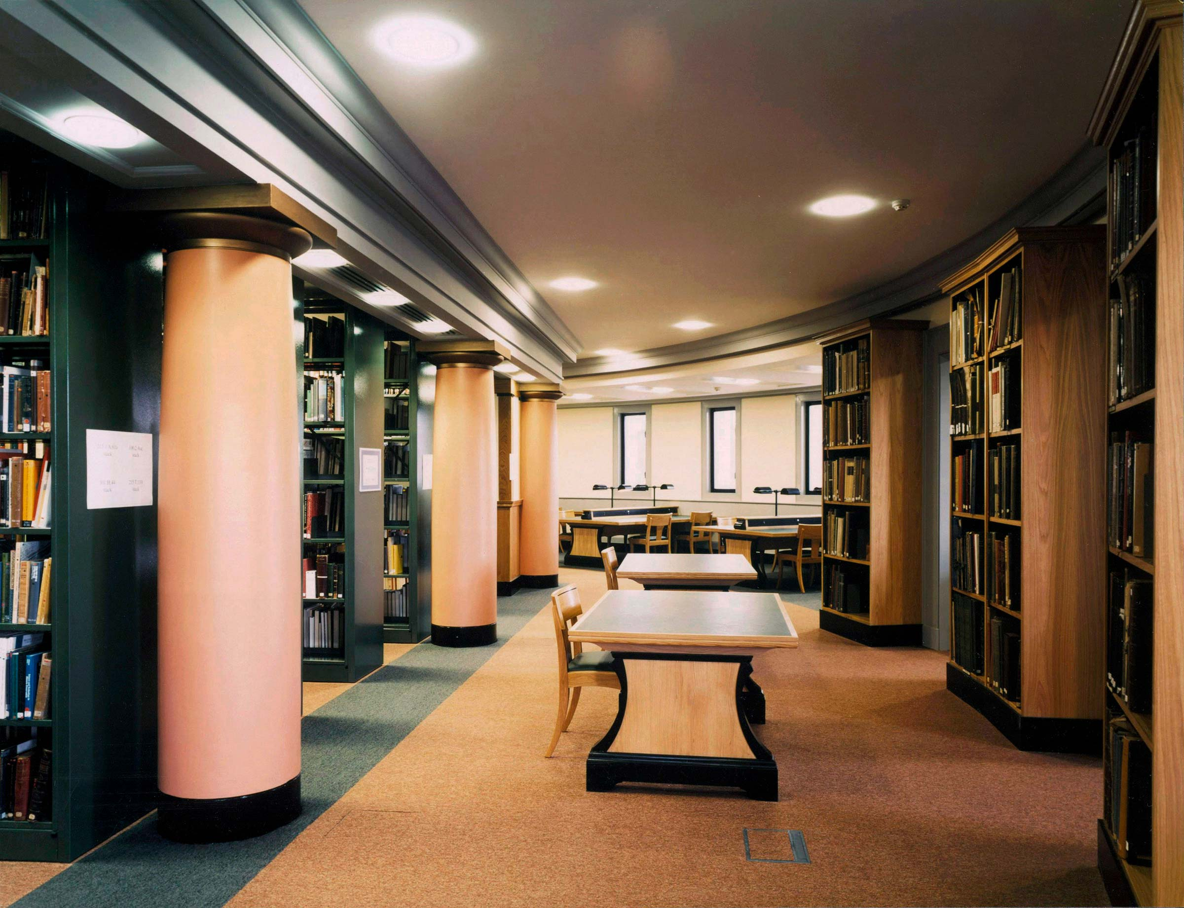 Sackler Library for Oxford University, Oxford
