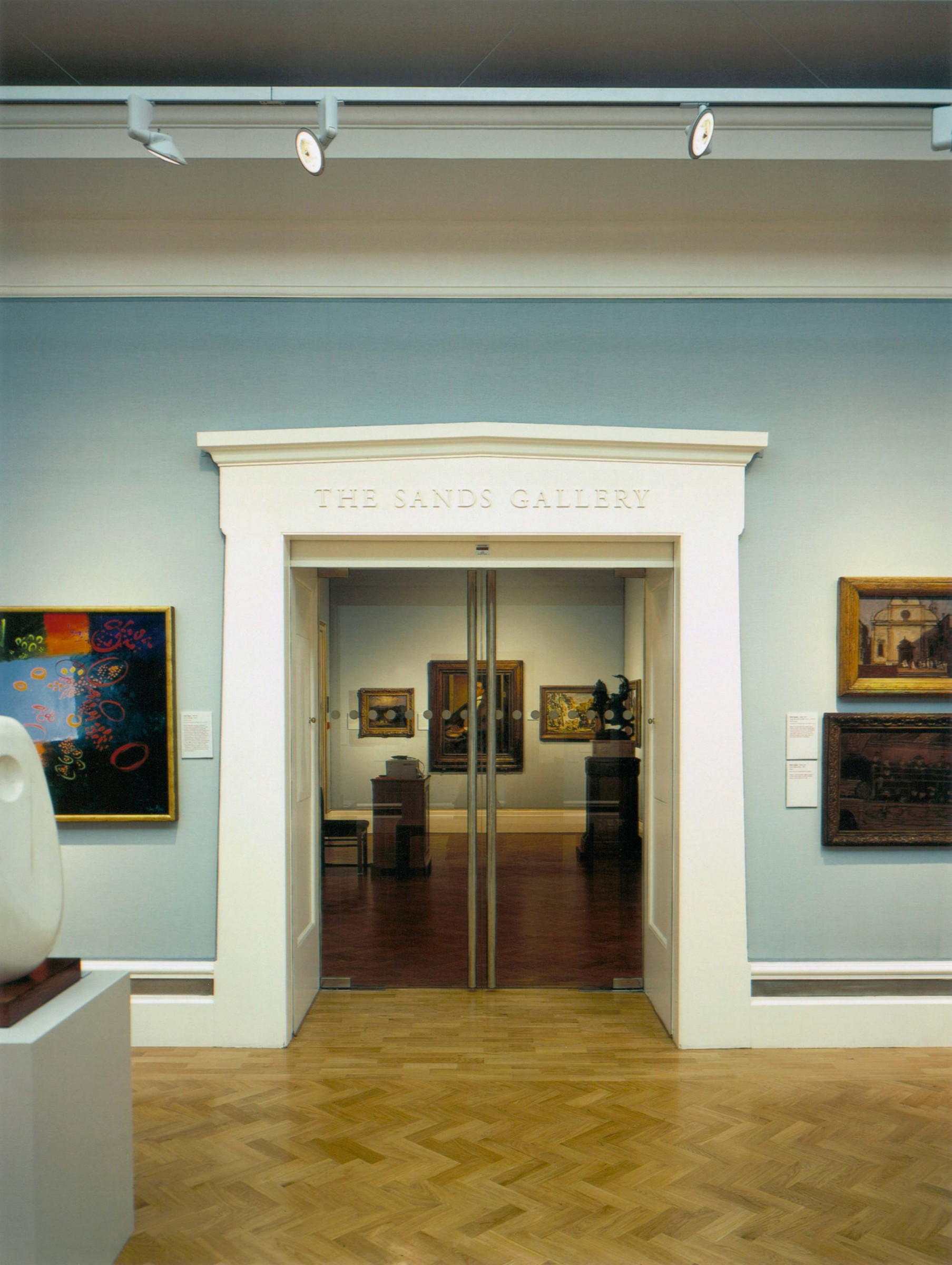 Sands Gallery at the Ashmolean Museum, Oxford