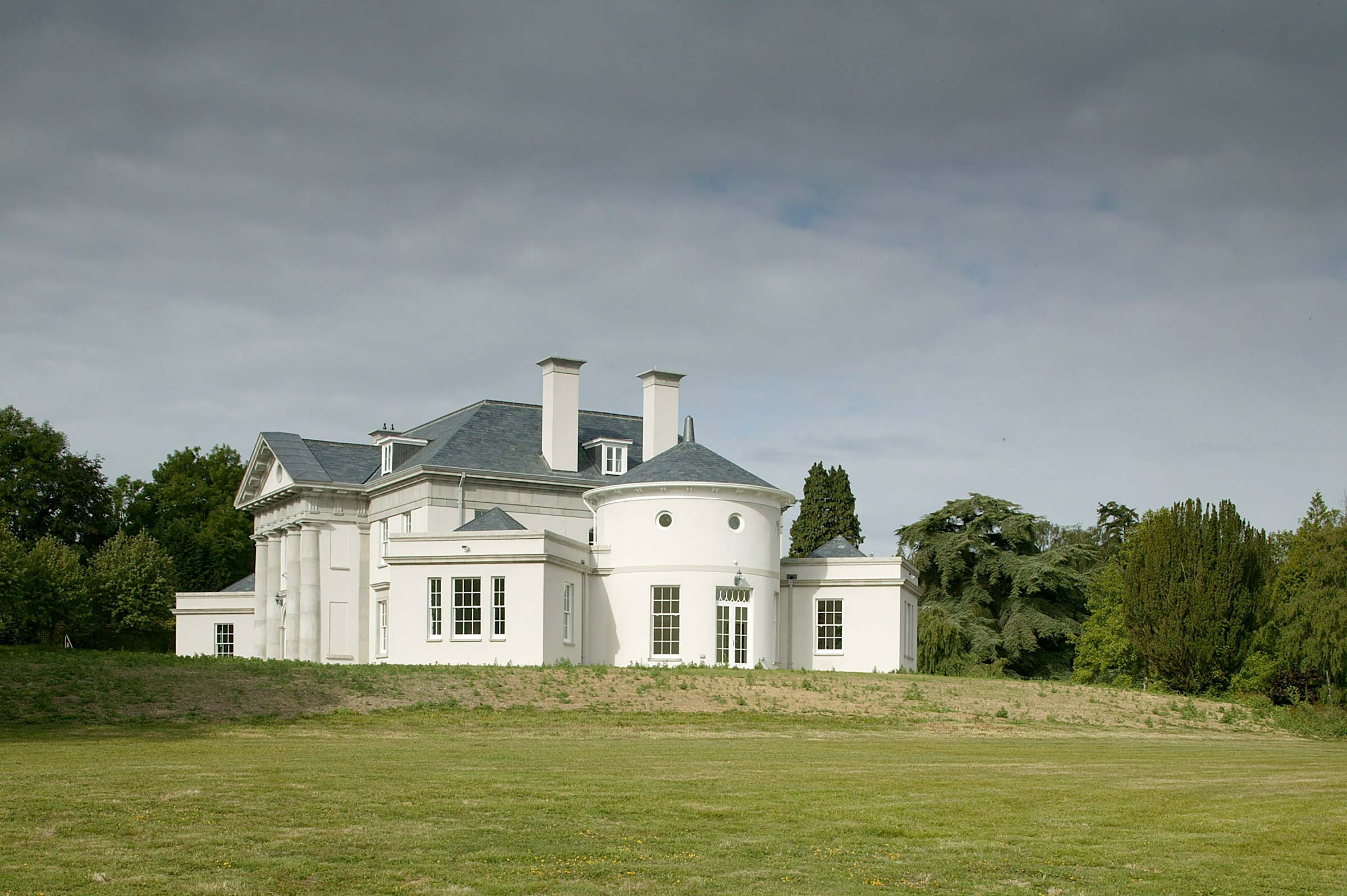 Palladian villa, Sussex