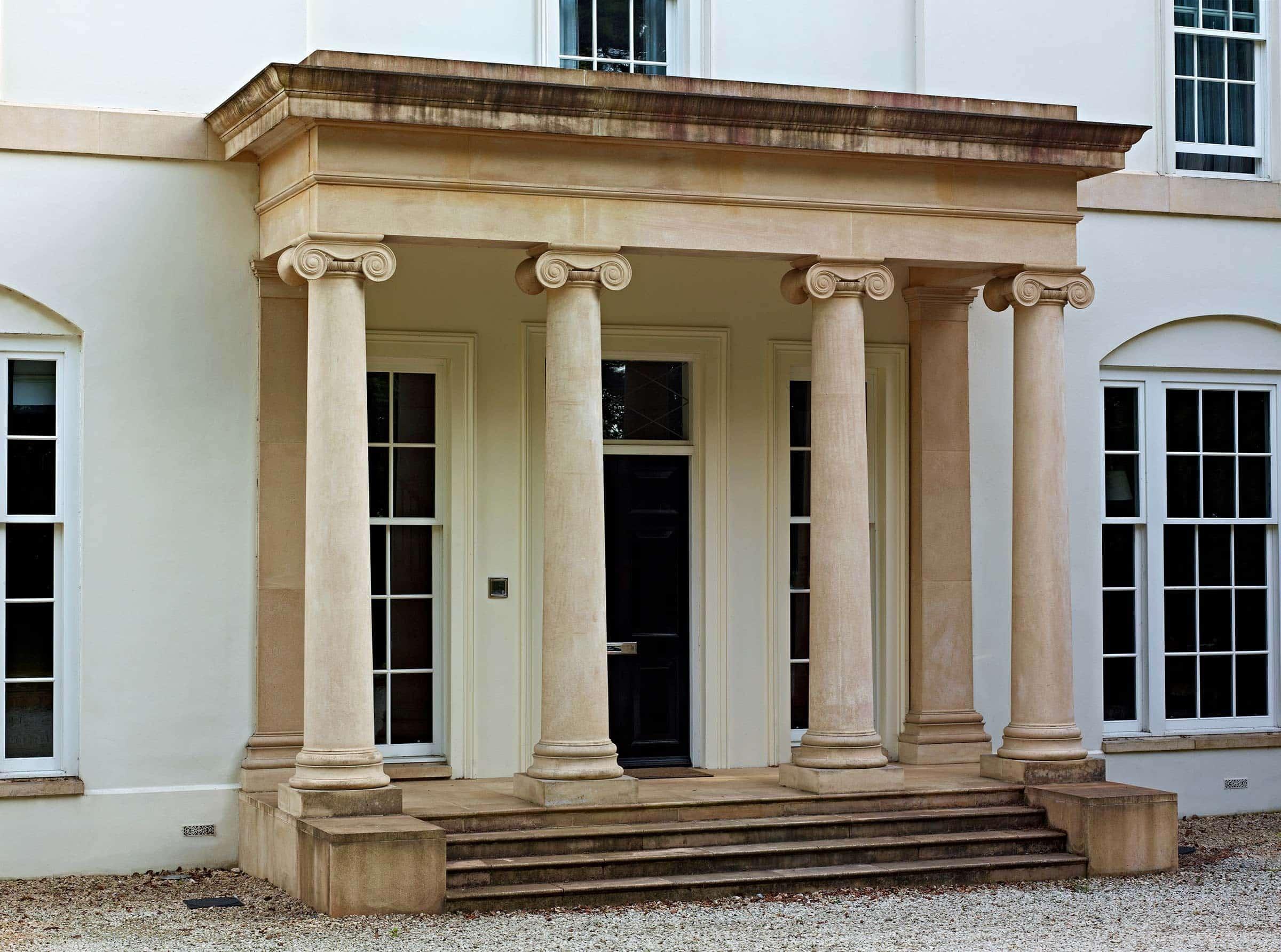 Modern Classical villa, Cheltenham