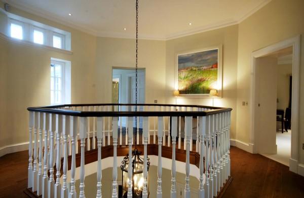 Arts & Crafts houses at Avenel, Scotland – Interior
