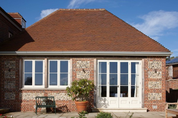 Replacement house in Hampshire