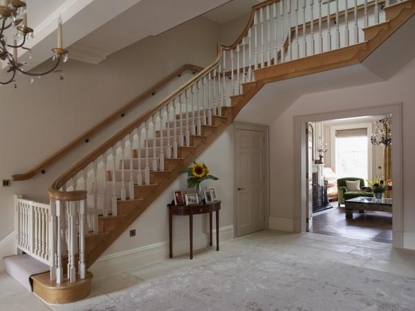 New Regency house in Berkshire