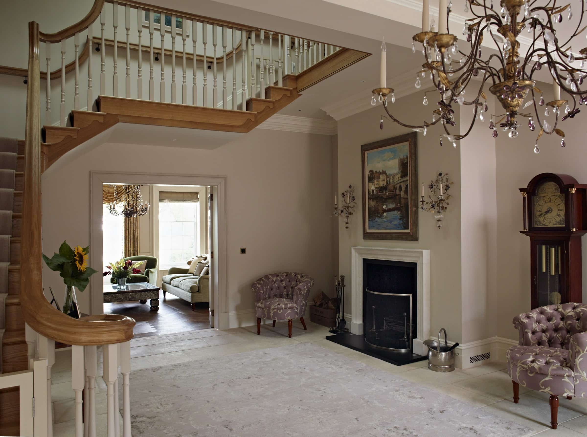 New Regency house in Berkshire