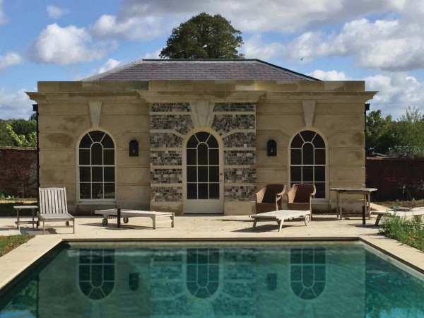 Restoration of an historic country house in Dorset
