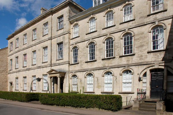Restoration & alteration to house on Dollar Street, Cirencester