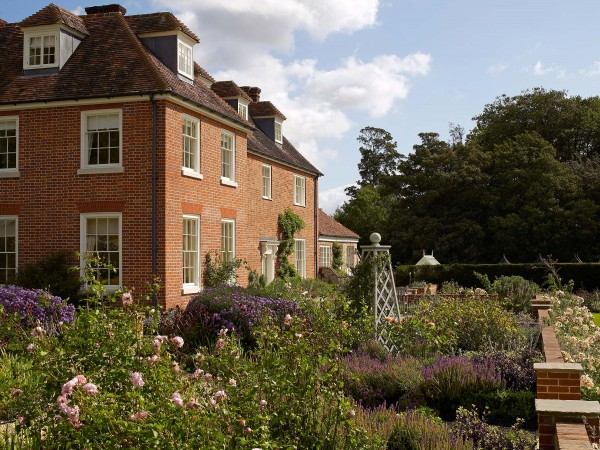 Manor house restoration & extension, Hampshire