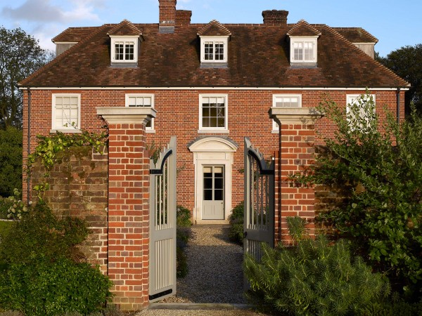 Georgian house restoration & extension, Hampshire