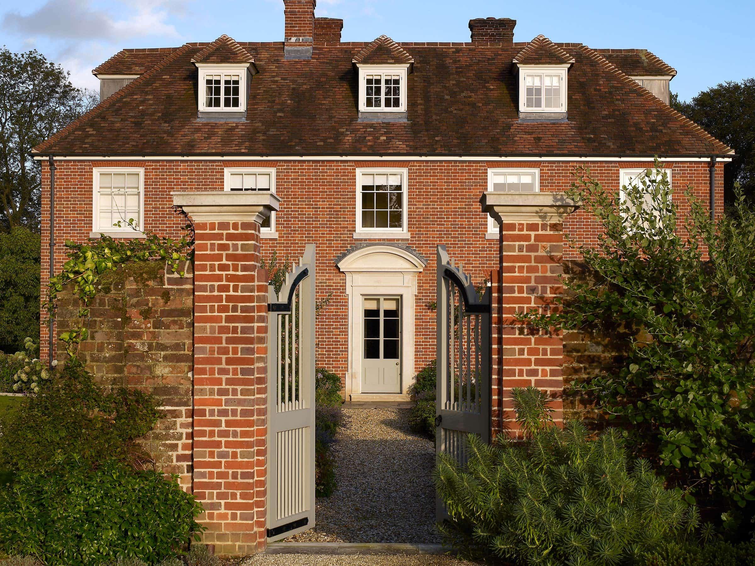 Georgian house restoration & extension, Hampshire