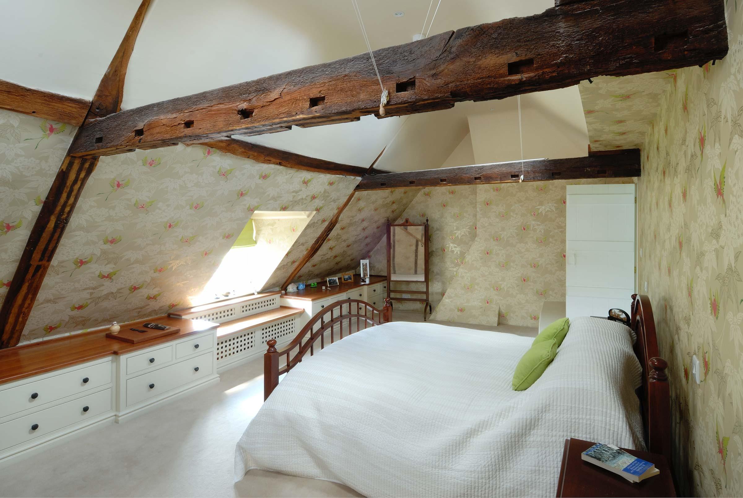 Victorian farm refurbishment interior, Hampshire