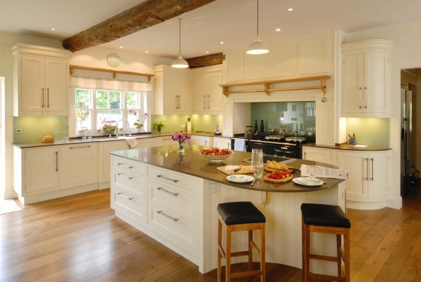 Victorian farm refurbishment interior, Hampshire
