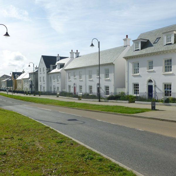 New housing at Nansledan shortlisted for RIBA regional award