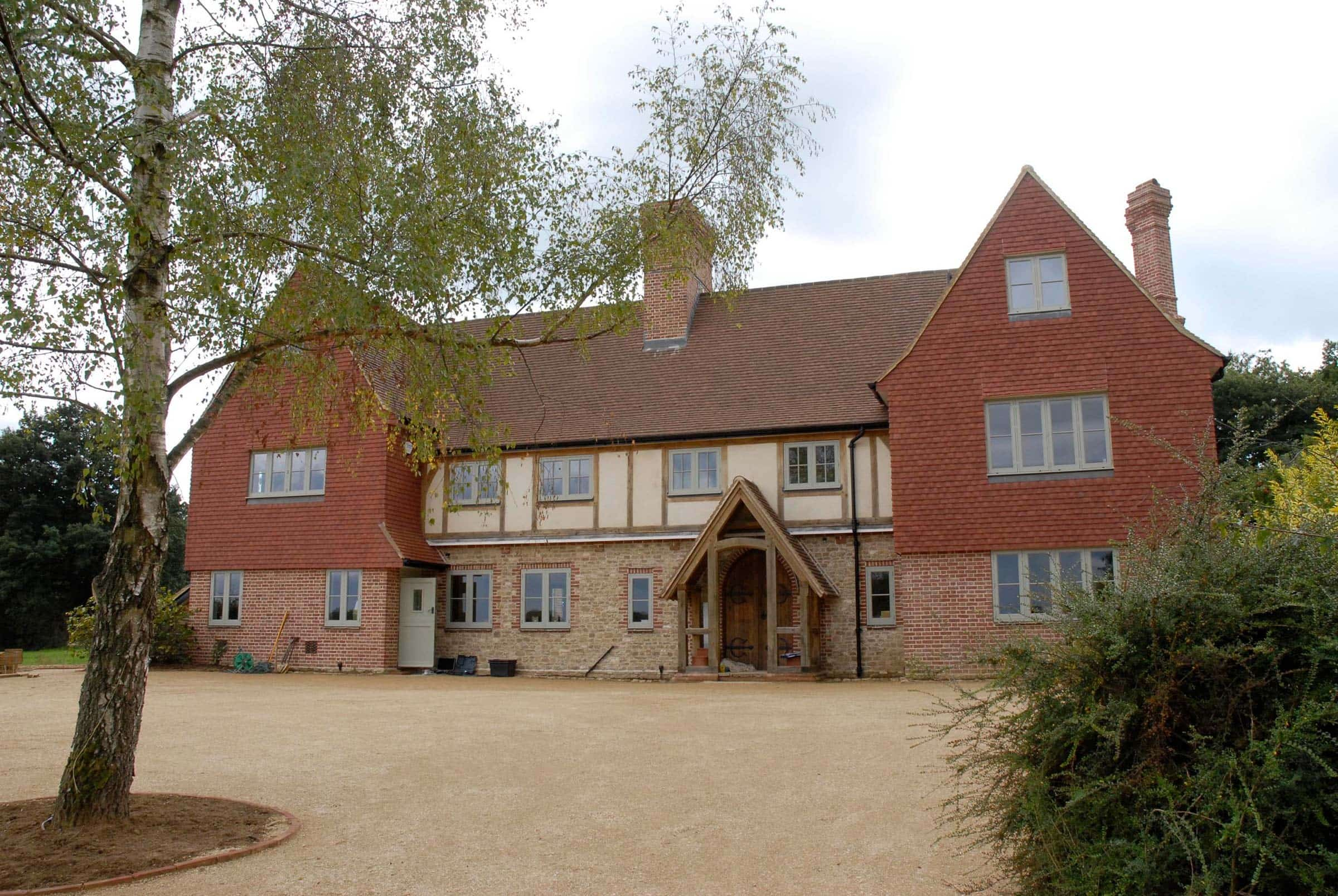 Arts & Crafts farmstead, Surrey