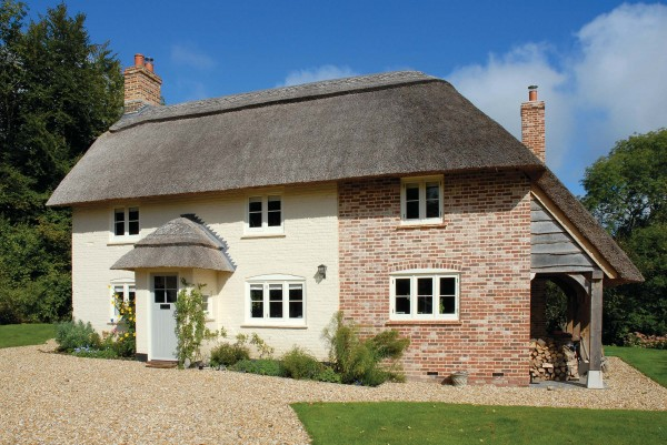 Cottage refurbishment & extension in Hampshire